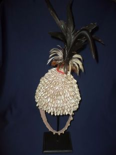 Old headdress - KUBA - D.R Congo