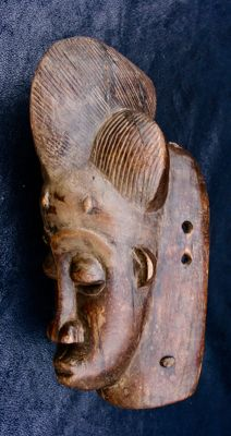 Mask - BAULE - Ivory Coast