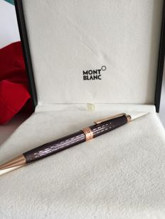 Montblanc masterpiece Solitaire 90 Years Guilloche Special Edition 164 ballpoint pen all original