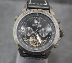 Calvaneo 1583 Astonia Apocalypse 2012 Automatic Men's watch New