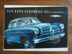 Borgward Isabella documentation