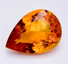 Citrine - 82.42 ct (total)