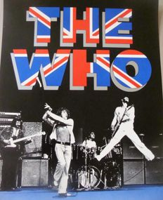 The Who Rock & Roll Hall of Fame Waldorf Astoria New York by Gary Grimshaw