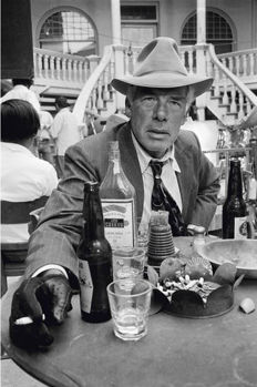Terry O'Neill (1938-) - Lee Marvin, 1972