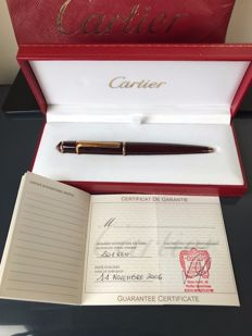 Cartier Santos - Fountain pen - S/n 201660