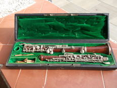 Antique Oboe - Trieber - France 1848 -