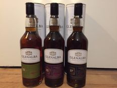 3 bottles - Glen Alba 22, 27, 35 years old