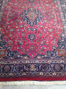 Original & Beautiful Iran Persian Tabriz Signed Tabtabai hand knotted 340x246 cm Top condition & Quality