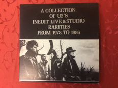 U2 – A Collection Of U2's Inedit Live & Studio Rarities From 1978 To 1986