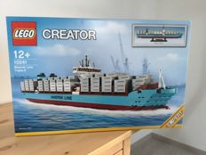 Creator - 10241 - Maersk container ship