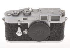 Leitz early Leica M3 double stroke without frame selector