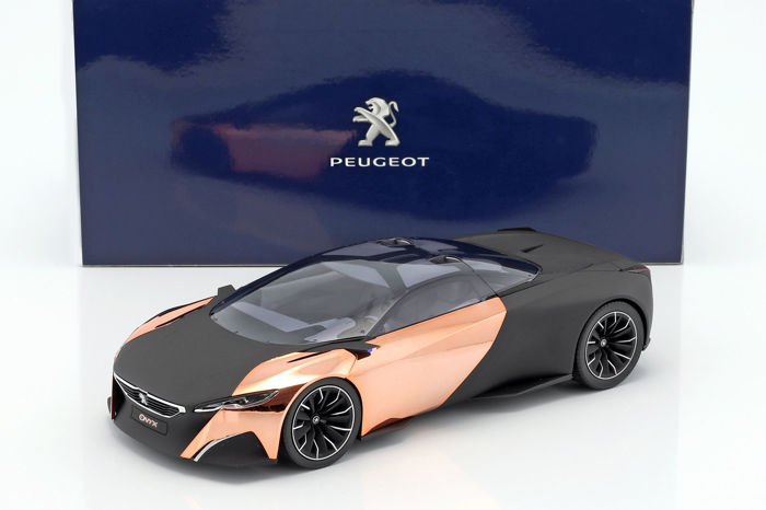 Norev - Scale 1/18 - Peugeot Onyx
