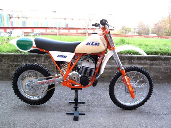 ktm 250cc cross 1982 catawiki. Black Bedroom Furniture Sets. Home Design Ideas