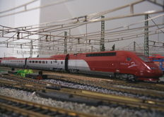 Mehano H0 - 675 - Zugeinheit - Thalys - NS International