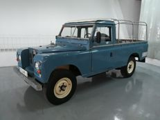 Land Rover - 109 III Series Pick Up - 1972