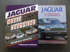 Books; Lot of 2 Jaguar books - 1985/1988