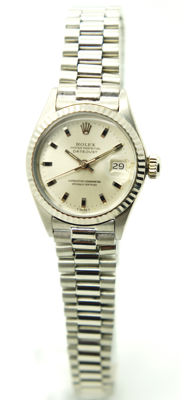 Rolex - Oyster Perpetual Lady Datejust  - 6917 - Dames - 1970-1979