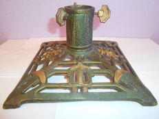 Antigue Art Deco Christmas Tree Stand 1920s-1930s
