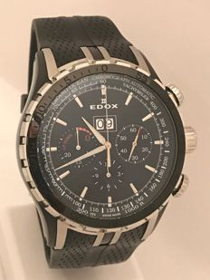 Edox - Grand Ocean Extreme Sailing Series Special Edition - 45004-357N-NIN - Uomo - 2017