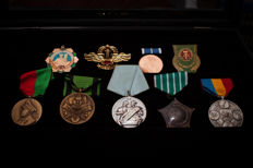 international medals and badges