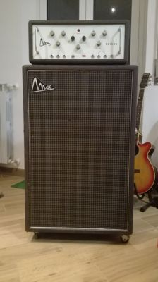 Mac 600 watts amplifier