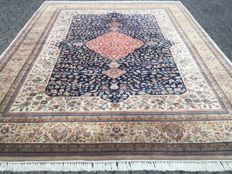 Hand-knotted TABRIZ - approx. 358 x 262 cm - 21st century