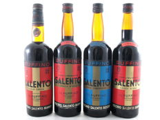Ruffino Salento: 1943 & 1958 & 1959 & 1967 - 4 bottles