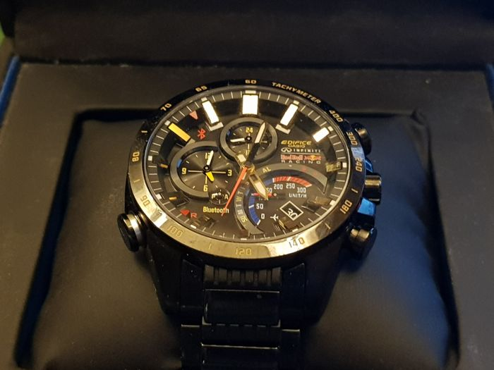 Casio Edifice Infiniti Red Bull Racing Limited Edition Catawiki