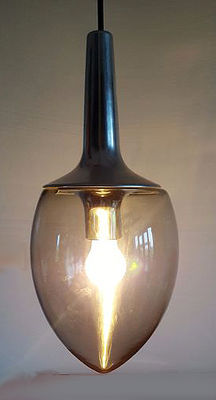 Peill & Putzler - vintage lamp, Germany approx 1970