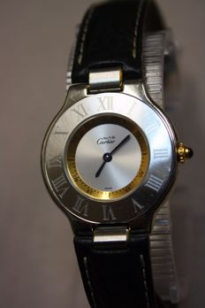 Cartier - Must 21 - 1330 - Mujer - 1990 - 1999
