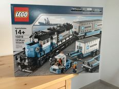 Train - 10219 - Maersk Container Train