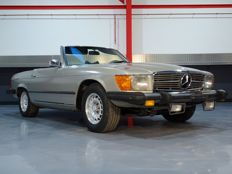 Mercedes-Benz - 450SL Roadster (decappottabile) - 1974