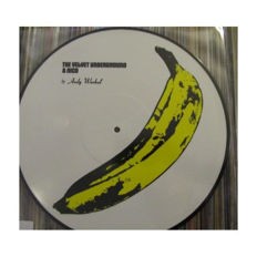 The Velvet Underground ‎– White Light / White Heat- CDs Box Set, 45th Anniversary Super Deluxe Edition & Picture disc L.P..