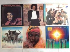 Michael Jackson - Elvis Costello - Earth wind and fire - the Stylistics