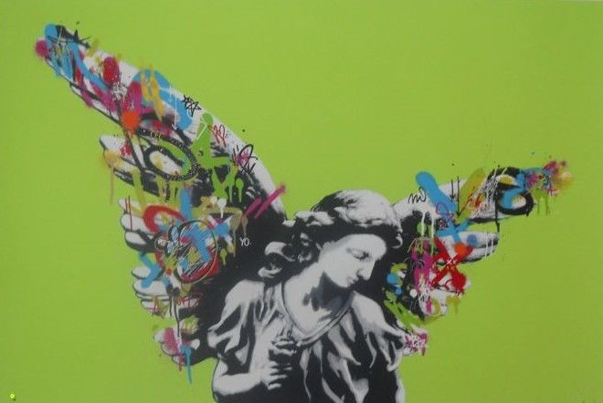 Martin Whatson - Angel