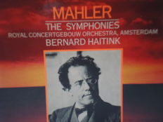 15 CD; Mahler; The Symphonies, Bernard Haitink and the Royal Concertgebouw Orchestra, Amsterdam
