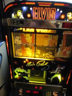 ELVIS cd jukebox
