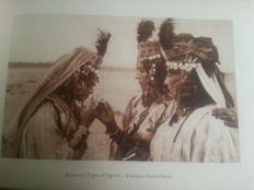 Algeria landscapes and customs of Arab life A 2 booklets collection of 32 photographs,  Algeria, 1900, Alexander BOUGAULT