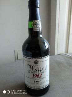1962 Colheita Port Warre's Grande Reserva - bottled in 1985