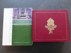 Books : Lot of 2 Packard Books - 1965/1978
