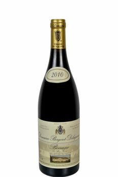 2010 - Beaune - Red Wine From Bourgogne - AOC - 6 Bottles