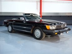 Mercedes-Benz - 450SL Roadster (decappottabile) - 1976
