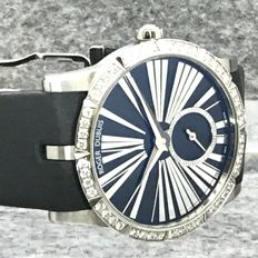 Roger Dubuis - Excalibur lady Automatic  - Stainless Steel