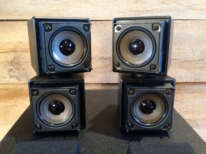 bose acoustimass am 5 double twin cube speaker system catawiki. Black Bedroom Furniture Sets. Home Design Ideas