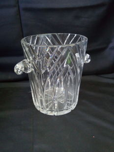 Atlantis Cystal Frappé Ice Bucket, Champagne / Wine Cooler