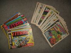 Mixed Collection of x79 - 1970s - Marvel Comics