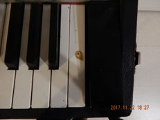 Electric stage piano Fender Rhodes mark 1 USA 1970