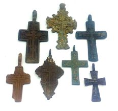 Collection of crosses of the XVIII-XIX centuries (7)