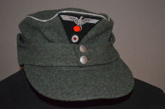 Reproduction Wehrmacht officers field cap