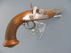 Percussion officer's gun 19th century